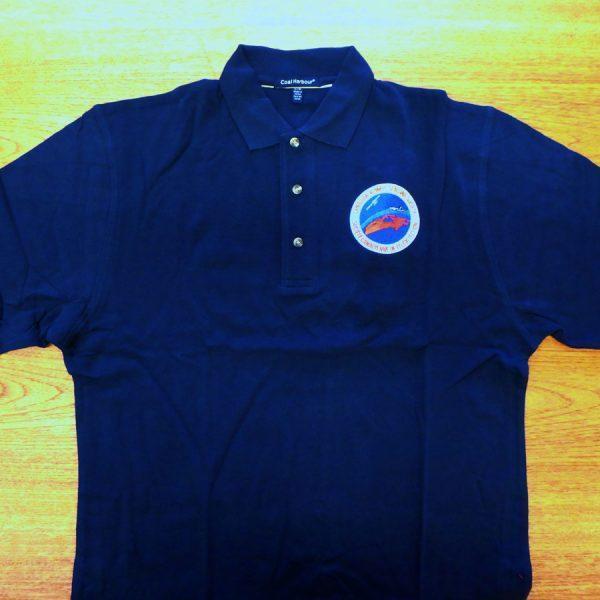 CRSS Golf Shirt - Navy