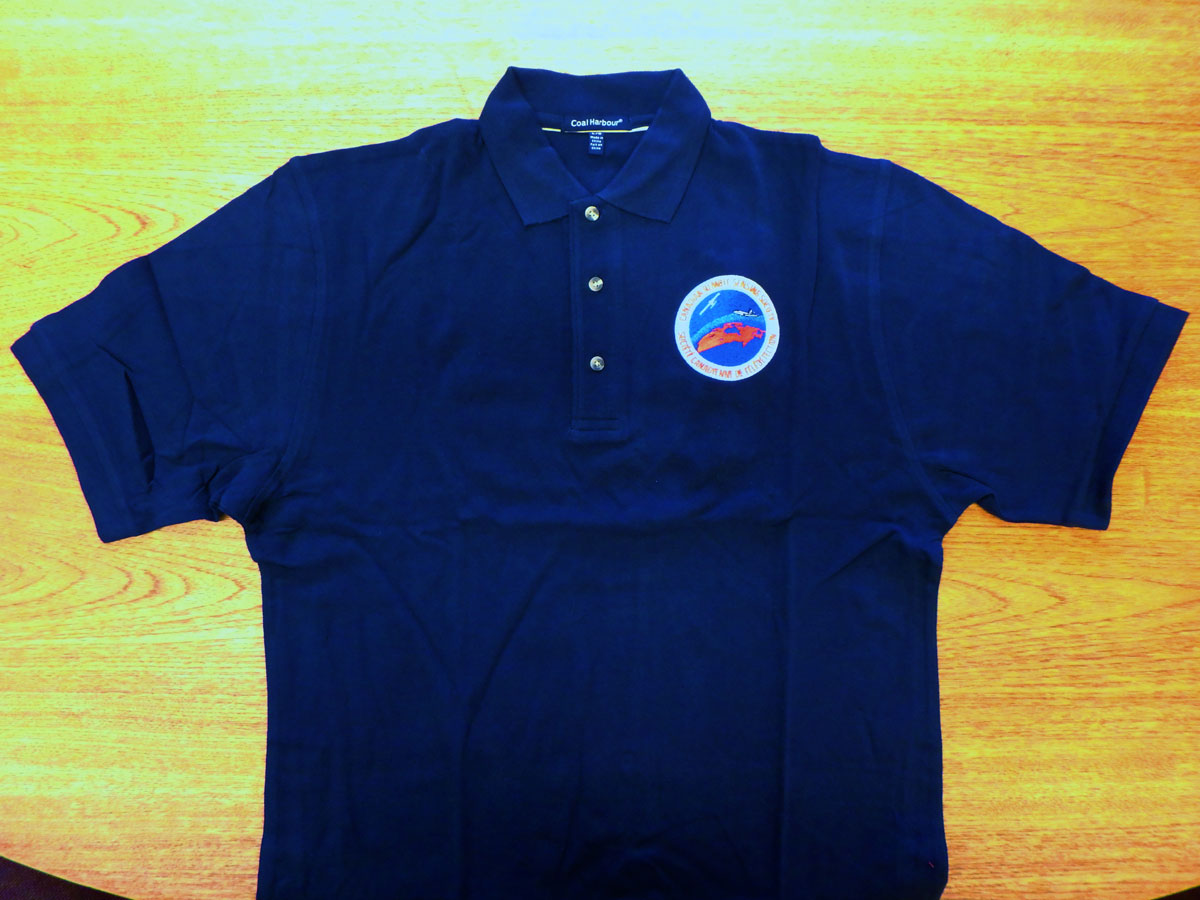 CRSS Golf Shirt - Navy