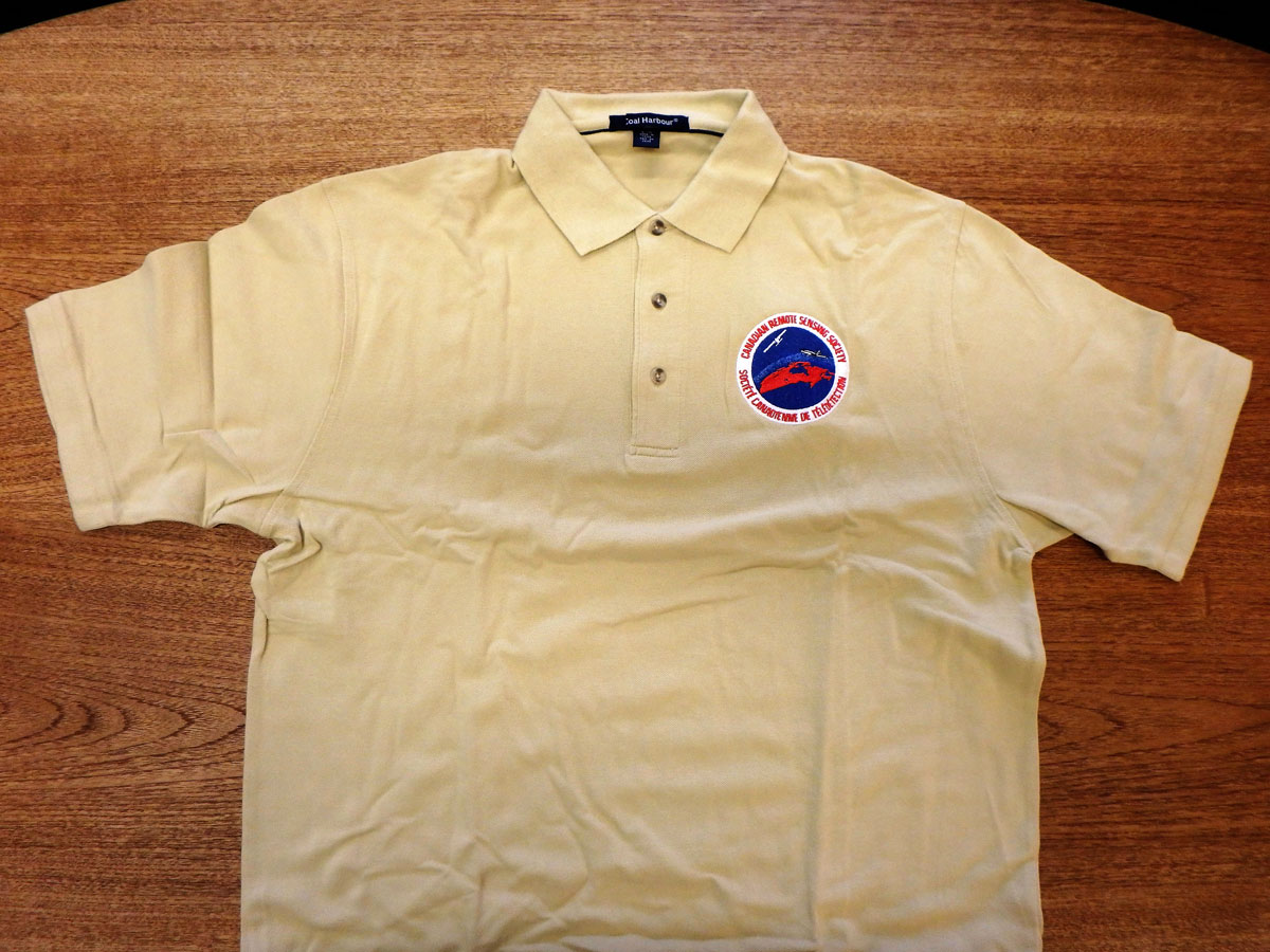 CRSS Golf Shirt - Tan