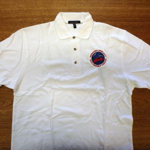 CRSS Golf Shirt - White