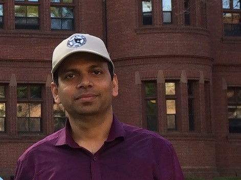 Md Saifuzzaman (Saif), McGill University, Student Director