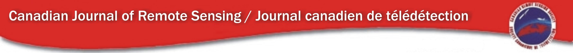 Canadian Journal Remote Sensing
